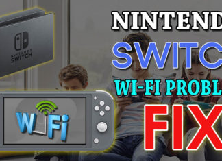 How To Fix Nintendo Switch Not Connecting To Wi-Fi Issue