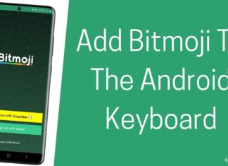 How to Add Bitmoji To The Android Keyboard (1)