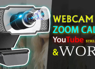 Top 8 Best Webcam For Zoom Calls, YouTube Streaming, And Work