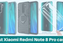 Best Redmi Note 8 Pro cases