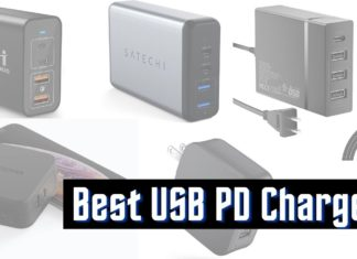 Best USB PD Chargers