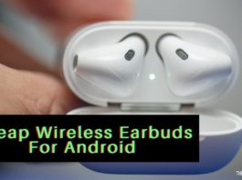 Cheap Wireless Earbuds For Android