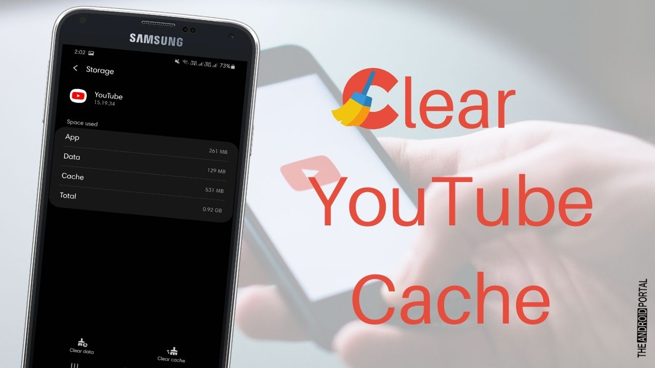 How to Clear YouTube App Cache