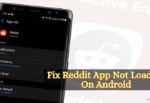 How To Fix Reddit App Not Loading On Android