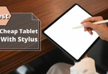 Best Cheap Tablet With Stylus