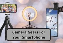 8 Best Camera Gears For Your Smartphone