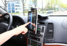 How to Install a Tablet in a Car