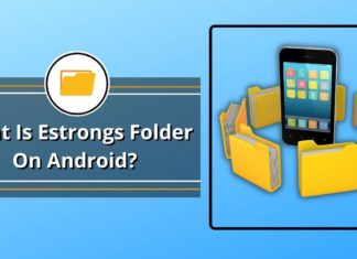 What Is Android .estrongs Folders On Android
